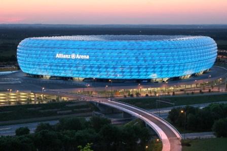 Allianz Arena stadyumu-3