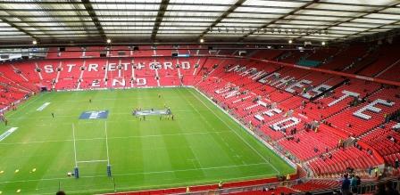 Old Trafford Stadyumu-1