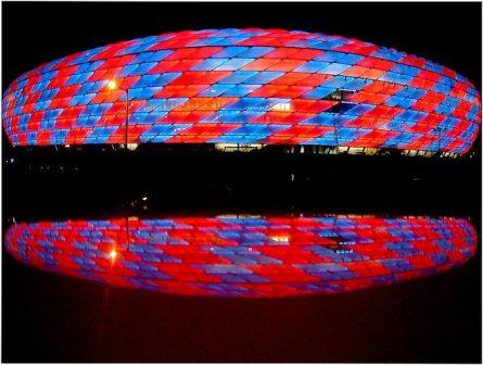 Allianz Arena stadyumu-1