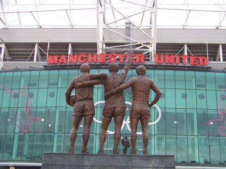 Old Trafford Stadyumu-5