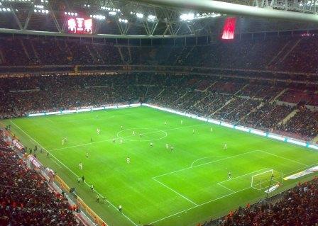 Türk Telekom Arena stadyumu-1
