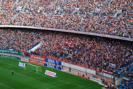 Vicente Calderon stadyumu-1