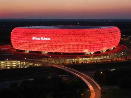 Allianz Arena stadyumu-5