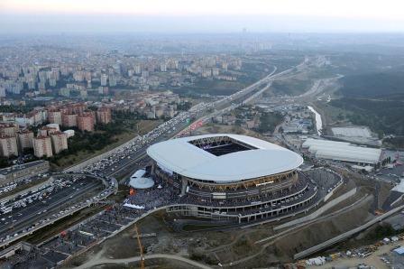 Türk Telekom Arena stadyumu-5