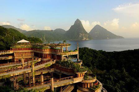 Tatil ve balayına çıkacak çiftlere en iyi oteller-17