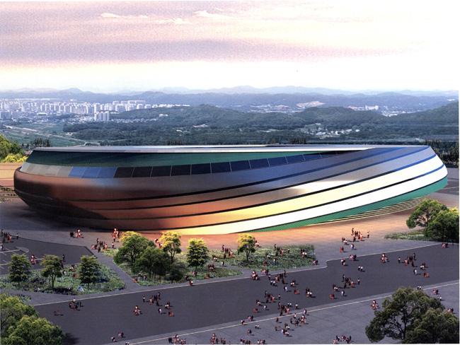 TOKİ'nin  stadyum projeleri görselleri-9