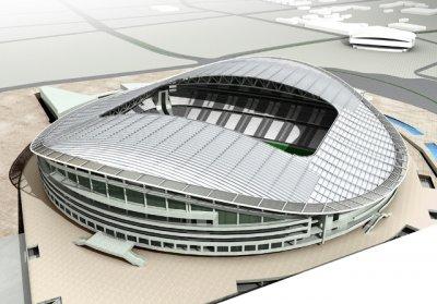 TOKİ'nin  stadyum projeleri görselleri-7