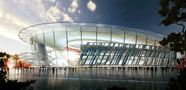 Roma futbol klubü yeni stadyumunu tanıttı-5