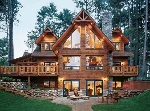 Hayalinizdeki ev tasarımları-12