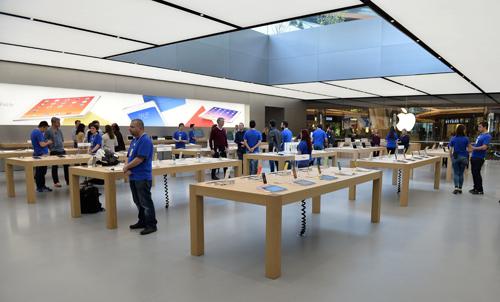 Zorlu Center Apple Store-1