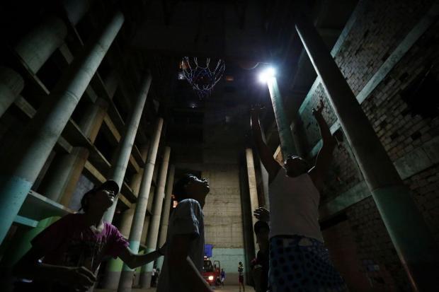 Dünyanın ilk 'Dikey' Gecekondusu-2