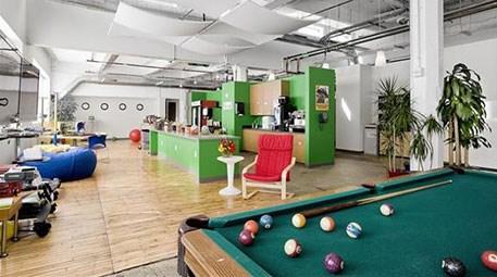 Google'ın çılgın ve renkli ofisleri şaşırtıyor!-9