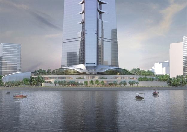 Dünyanın yeni en yüksek binası!-4