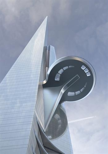 Dünyanın yeni en yüksek binası!-5