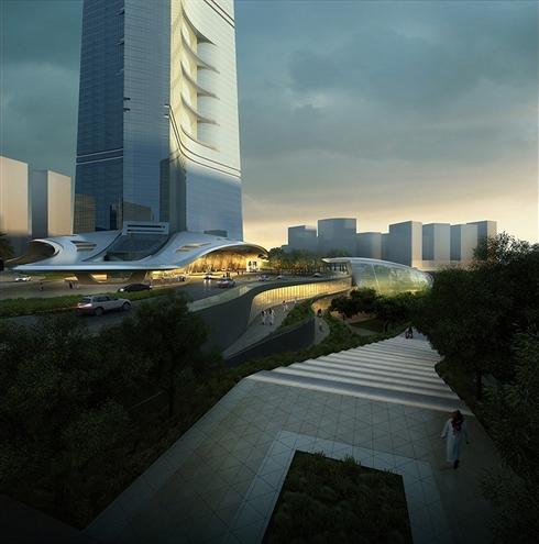 Dünyanın yeni en yüksek binası!-6