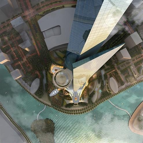 Dünyanın yeni en yüksek binası!-2