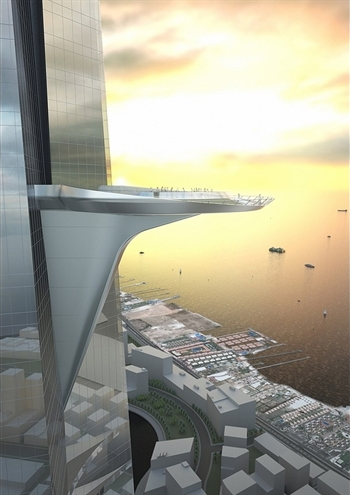 Dünyanın yeni en yüksek binası!-1