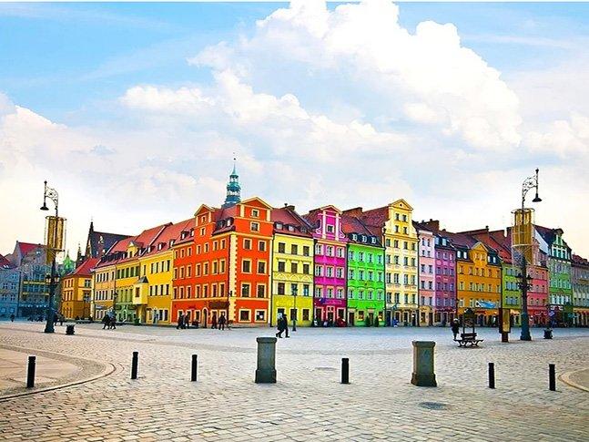 Renkli şehirlerden en güzel kareler-8