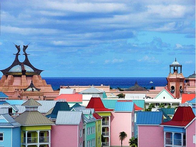 Renkli şehirlerden en güzel kareler-6