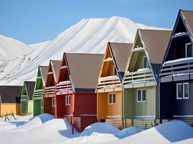 Renkli şehirlerden en güzel kareler-7