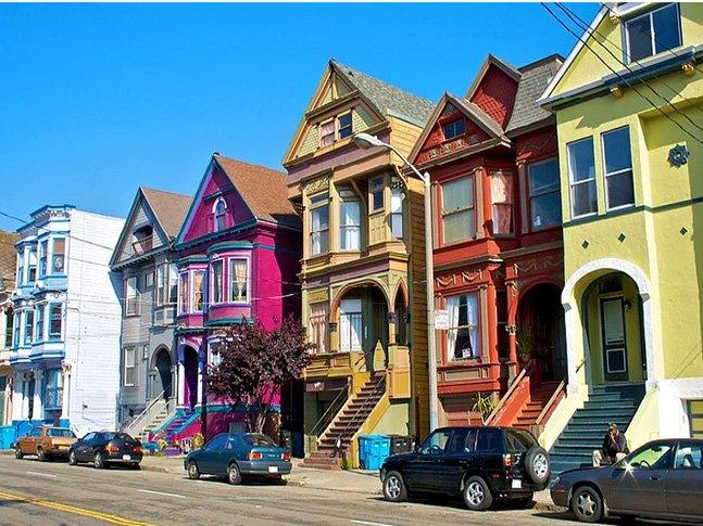 Renkli şehirlerden en güzel kareler-5
