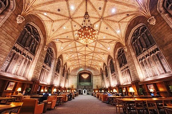 Farklı mimari konsepte sahip kütüphaneler-9