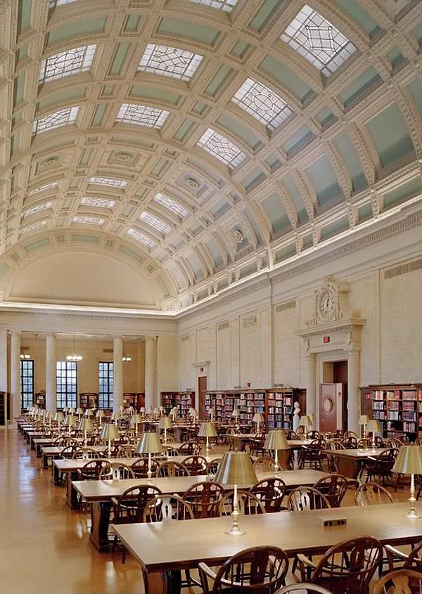 Farklı mimari konsepte sahip kütüphaneler-15