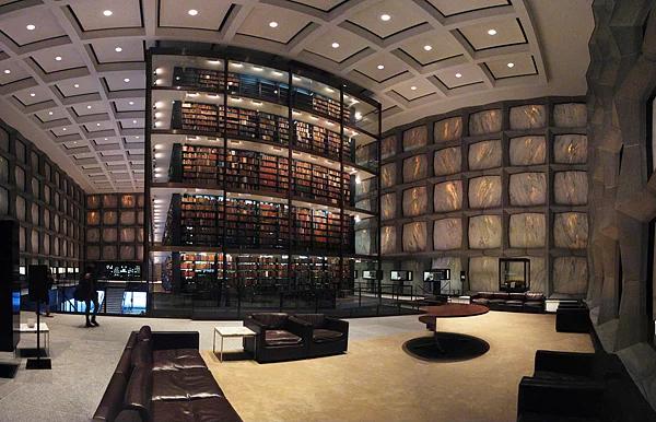 Farklı mimari konsepte sahip kütüphaneler-13