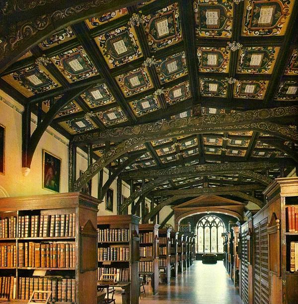 Farklı mimari konsepte sahip kütüphaneler-1