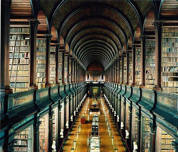 Farklı mimari konsepte sahip kütüphaneler-10