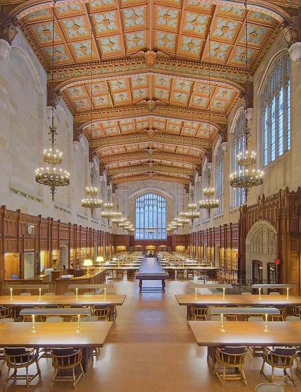 Farklı mimari konsepte sahip kütüphaneler-12