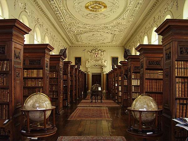 Farklı mimari konsepte sahip kütüphaneler-5