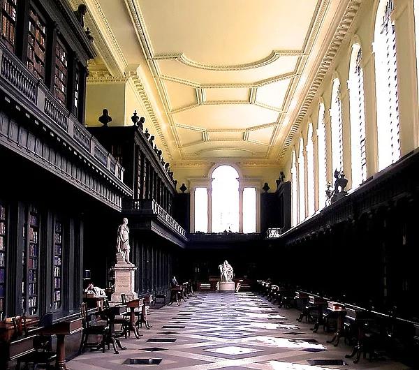 Farklı mimari konsepte sahip kütüphaneler-3