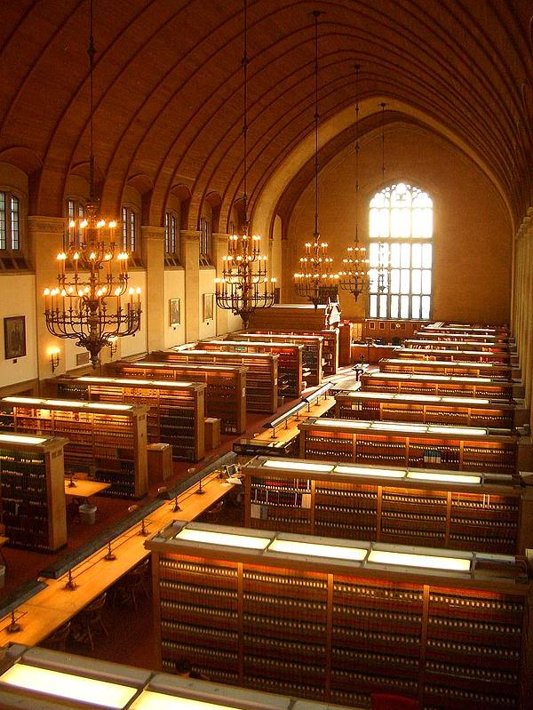Farklı mimari konsepte sahip kütüphaneler-4