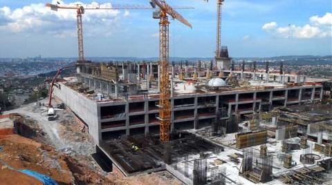 Çamlıca Camii inşaatında son durum-6