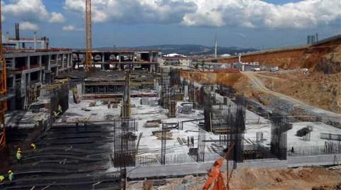 Çamlıca Camii inşaatında son durum-4
