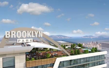 Brooklyn Park projesinde kareler!-1