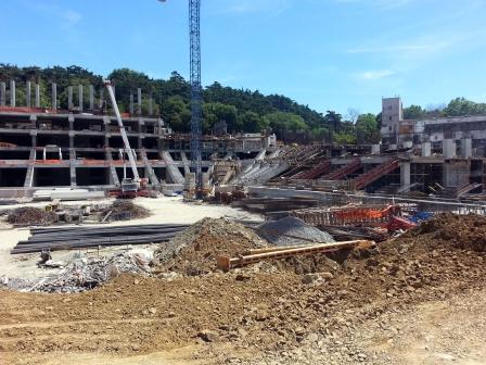 Beşiktaş Vodafone Arena son durum!-13