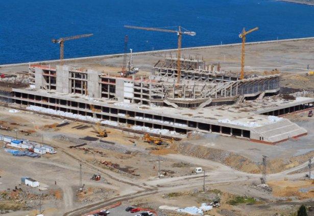 Trabzon Akyazı spor Kompleksi'nin son hali!-1