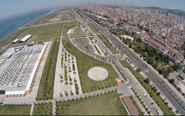 Dünyanın en büyük şehir parkı açıldı-13