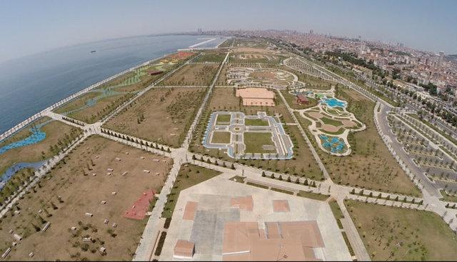 Dünyanın en büyük şehir parkı açıldı-9