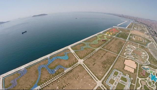 Dünyanın en büyük şehir parkı açıldı-1