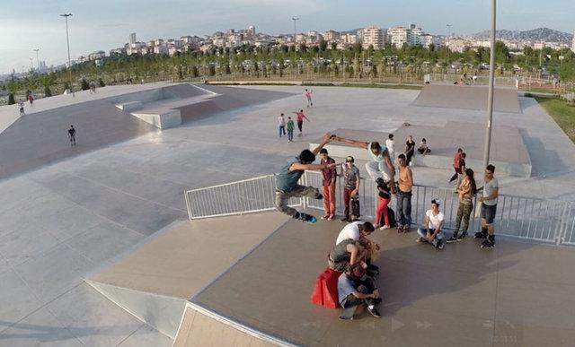 Dünyanın en büyük şehir parkı açıldı-3
