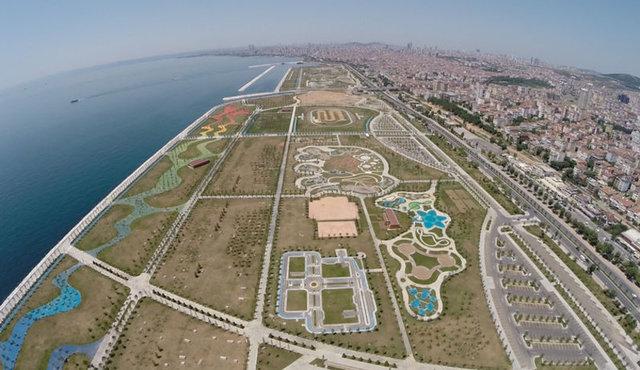 Dünyanın en büyük şehir parkı açıldı-10