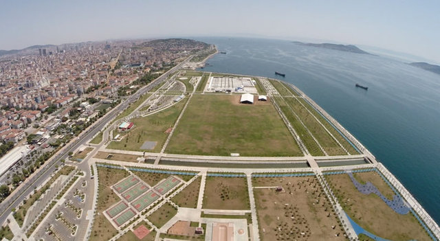 Dünyanın en büyük şehir parkı açıldı-8