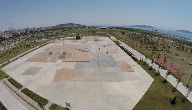 Dünyanın en büyük şehir parkı açıldı-5