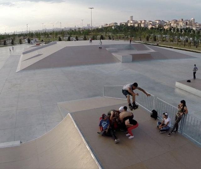 Dünyanın en büyük şehir parkı açıldı-12