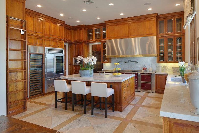 Heidi Klum'un satılık evi-5