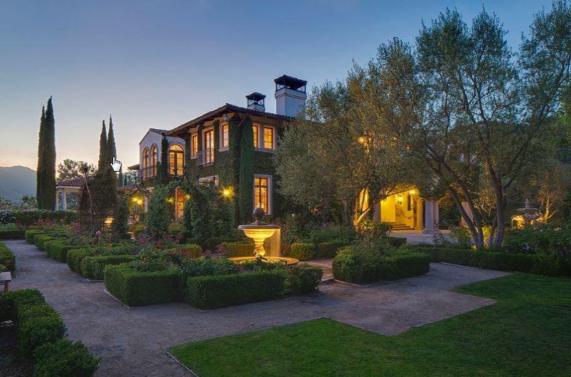 Heidi Klum'un satılık evi-14