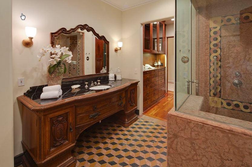 Heidi Klum'un satılık evi-12